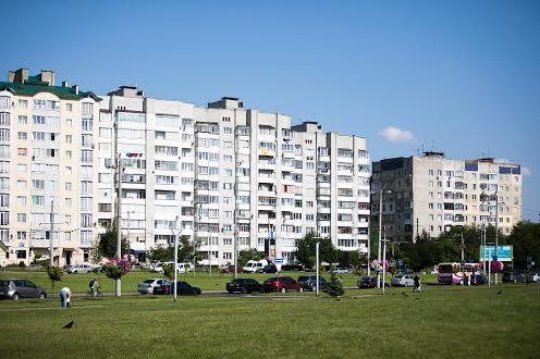 Микрорайон Сыхов  во Львове