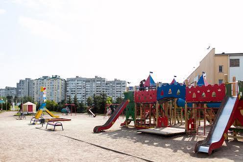 Детская площадка Сыхов