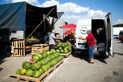 Рынок «Шувар» на Сыхове