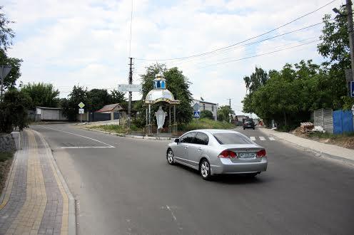 В селі Софіївська Борщагівка