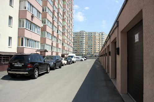 Двори у Софіївській Борщагівці