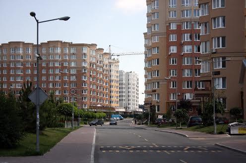 Передмістя Києва село Софіївська Борщагівка