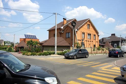 В передмісті Києва село Софіївська Борщагівка