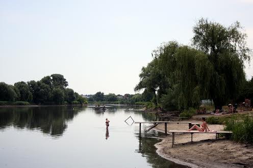 Озеро Софіївська Борщагівка
