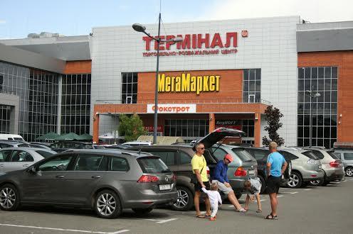 ТРЦ Термінал в Броварах