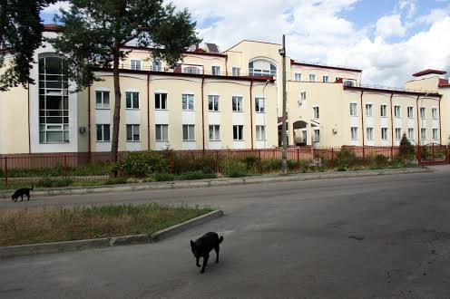 Центральна районна лікарня Бровари