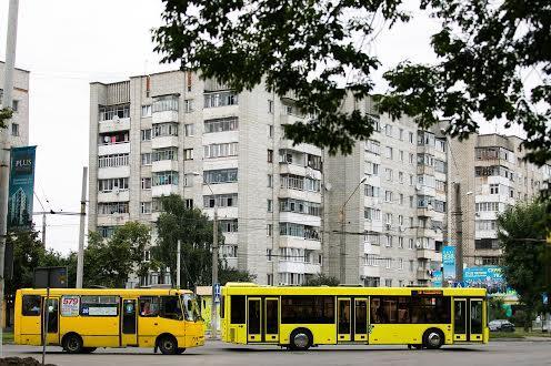 Транспорт  Левандовка