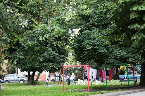 Тихий район Левандовка