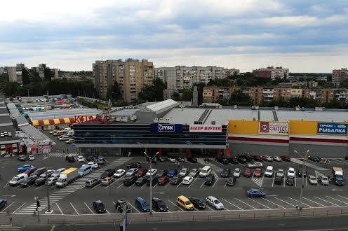 Комунальний ринок на Одеській в Харкові
