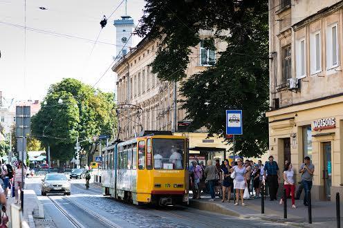 Транспорт Львов