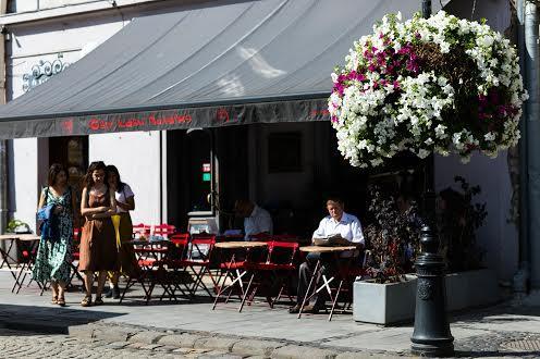 Кафе во Львове