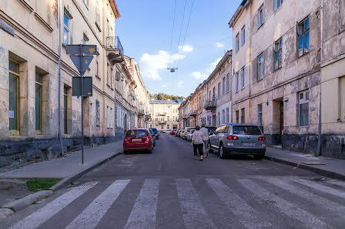 Улицы Подзамче