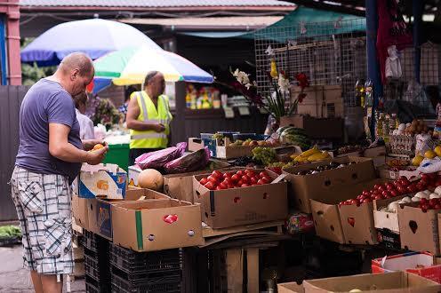Рынок на Подзамчем