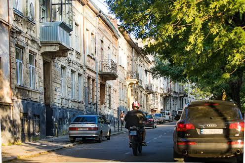 Австрийский дом Подзамче во Львове