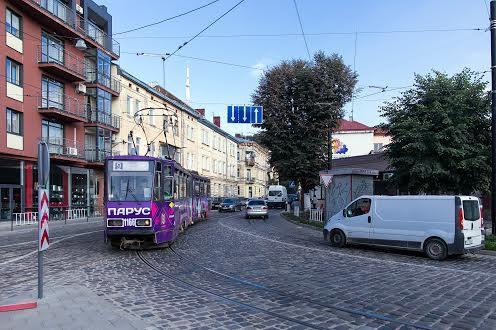 Микрорайон Подзамче во Львове