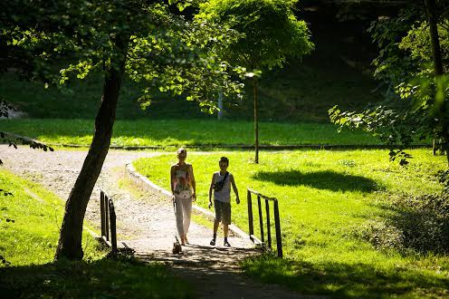 В парке «Погулянка» Львов