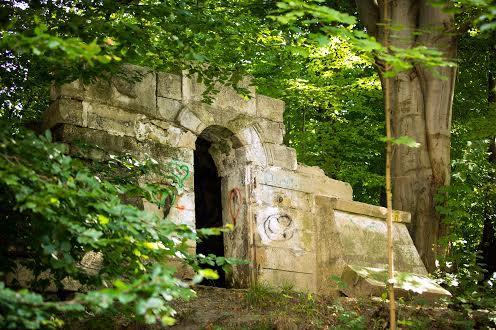 Ворота в парке «Погулянка»