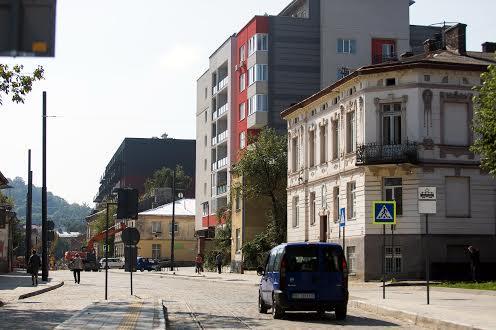 Замарстынов район во Львове
