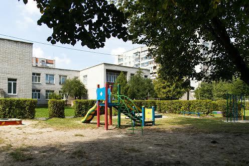 Детский садик Замарстынов