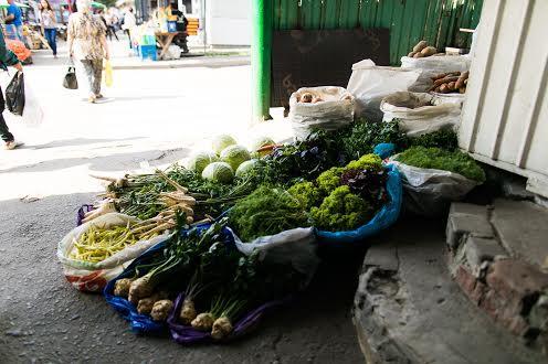 Рынок Замарстынов во Львове