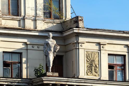 Архитектура Нагорный Днепр