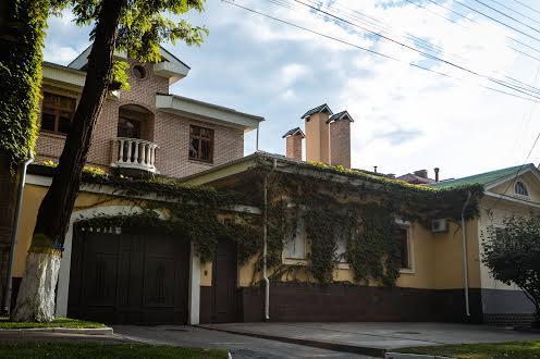 Старые дома 19 века Нагорный Днепр