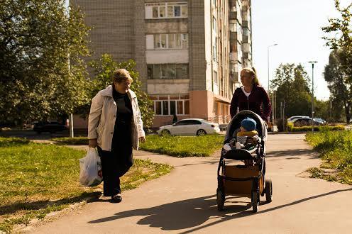 Район Львова Рясное