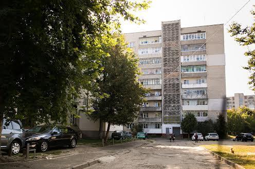 Микрорайон Рясное во Львове