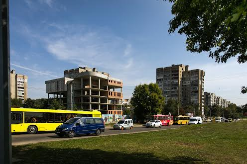 Район Боднарівка Львів
