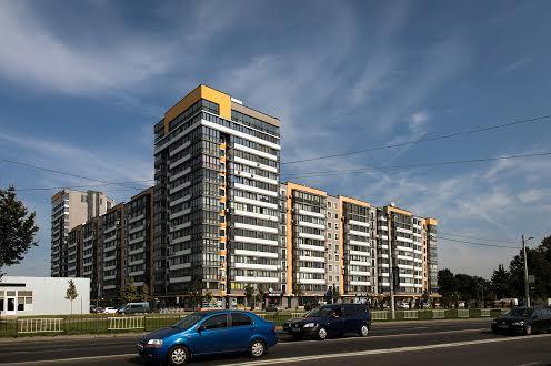 Микрорайон Боднаровка во Львове