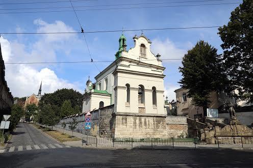 Костёл святого Антония Львов