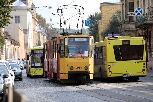 Улица Лычаковская  во Львове