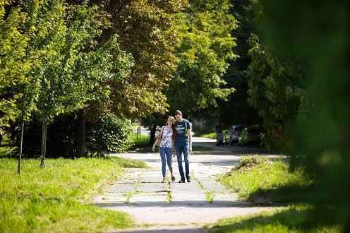 Парк «Погулянка» во Львове