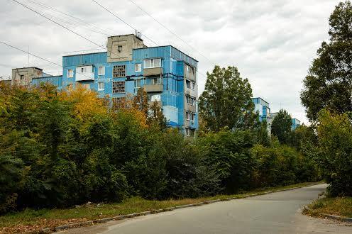 Архітектура Тополі  Дніпро