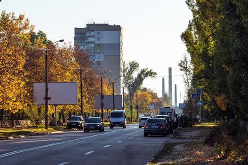 Вид на НТЗ Дніпро