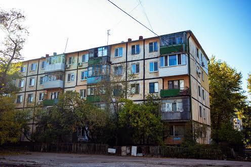 Житловий масив Косіора в Дніпрі