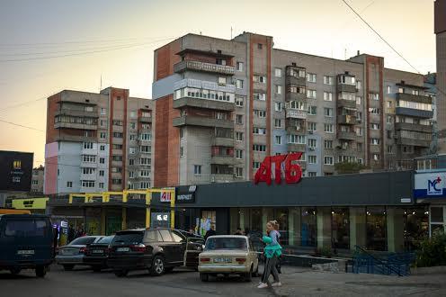 Супермаркет АТБ в Приднепровске