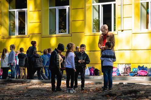 Школа 12 квартал в Дніпрі