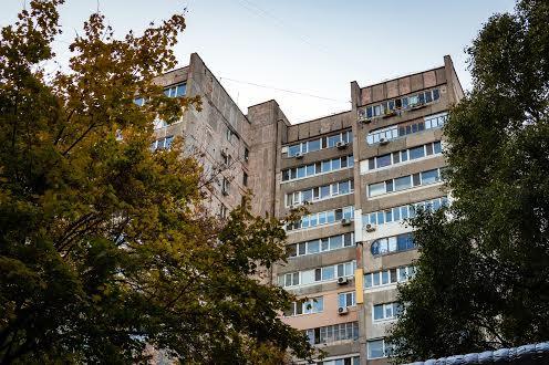 Многоэтажки на Титова Днепр