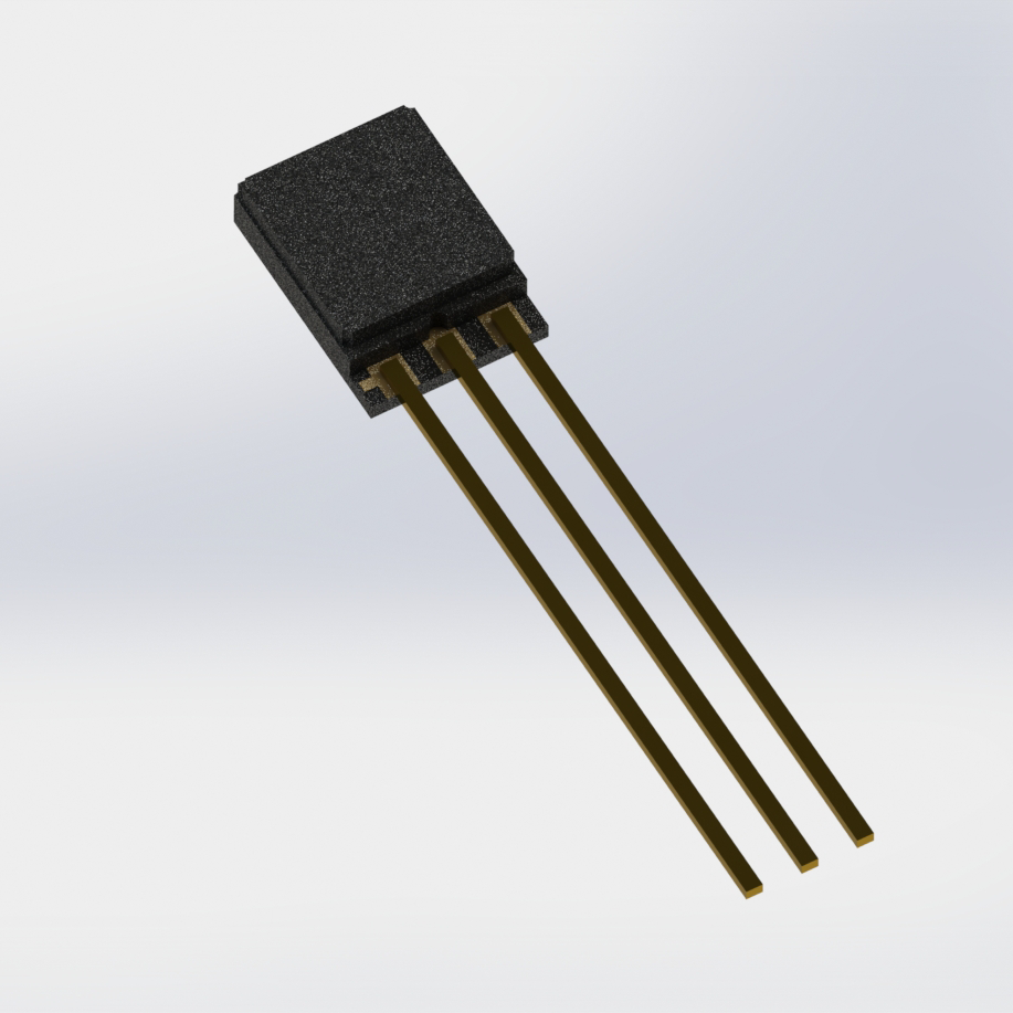 High Reliability Hall Effect Sensor, High Temp Latching Output