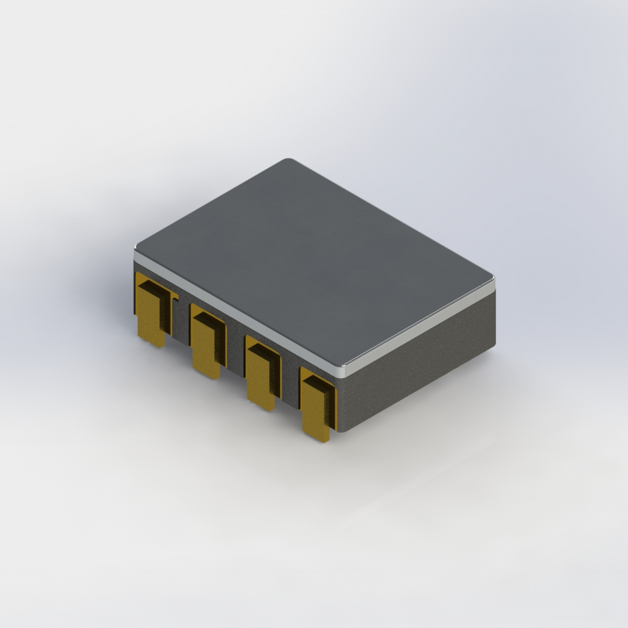 Power MOSFET Optocoupler, 90 V / 1, Hermetically Sealed