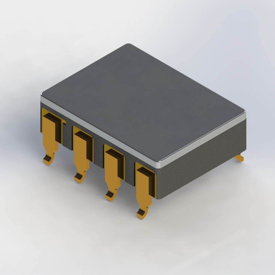 Power MOSFET Optocoupler Radiation Tolerant, ± 90V - 0.8A