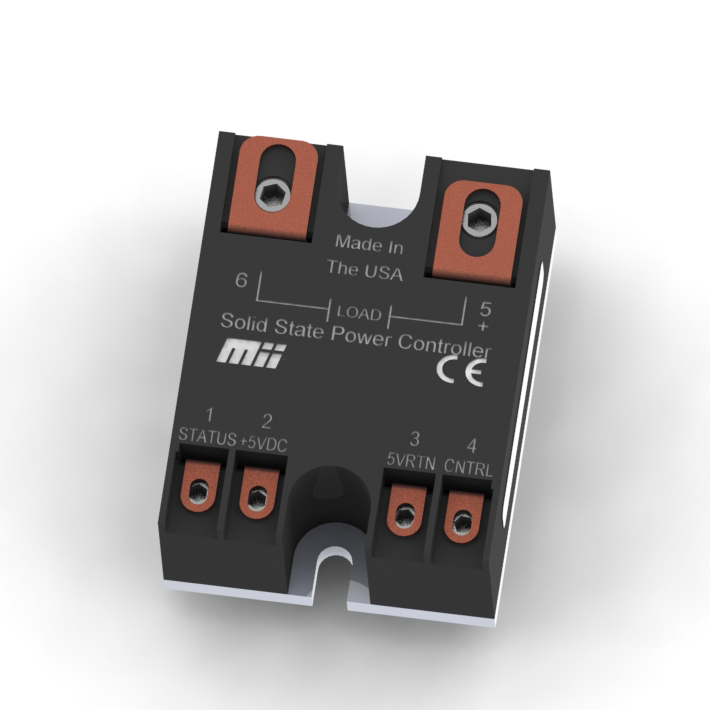 Industrial Power Controller IPC01 AC and DC Isolated Output