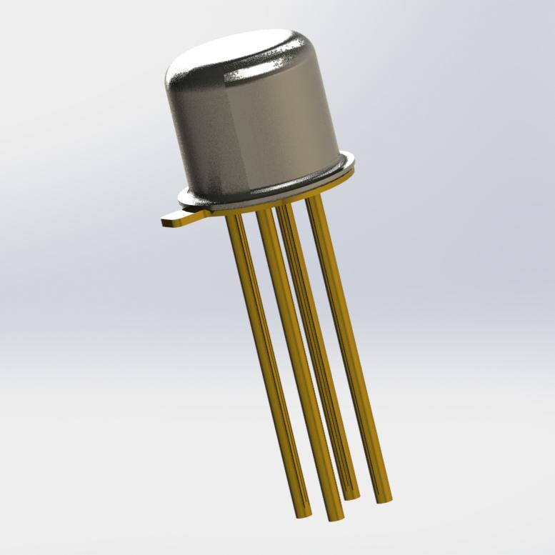 TO-18 Optocoupler