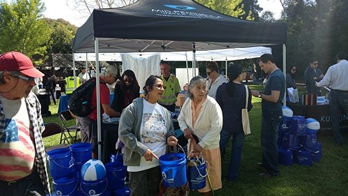 mid-peninsula water district community outreach
