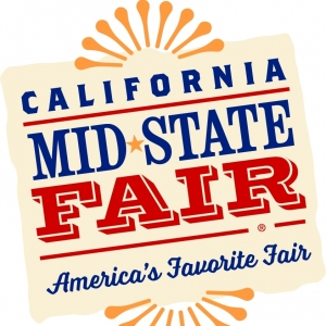Image result for ca mid state fair  logo