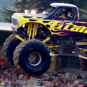 Monster Trucks Return To The 2019 Mid State Fair California Mid State Fair