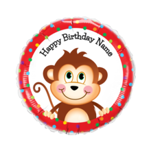 Birthday Monkey