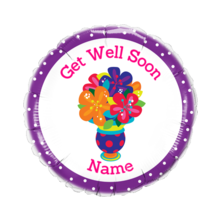 Get Well Floral Bouquet