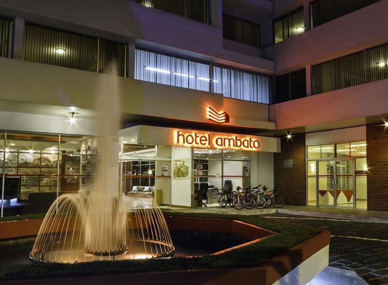 Hotel Ambato Familia